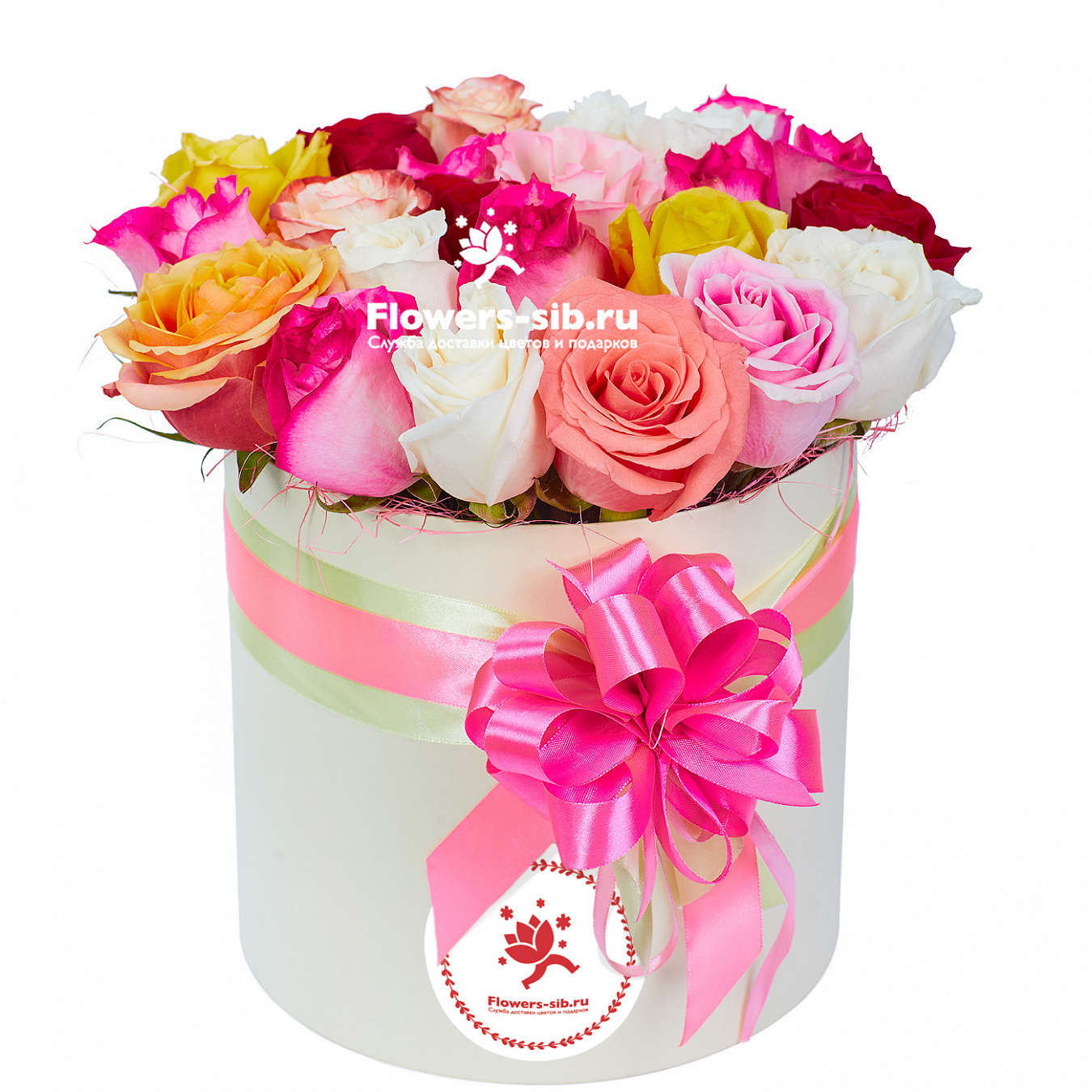 Sweet kiss at the price 4340 - delivery of bouquets flowers and ...